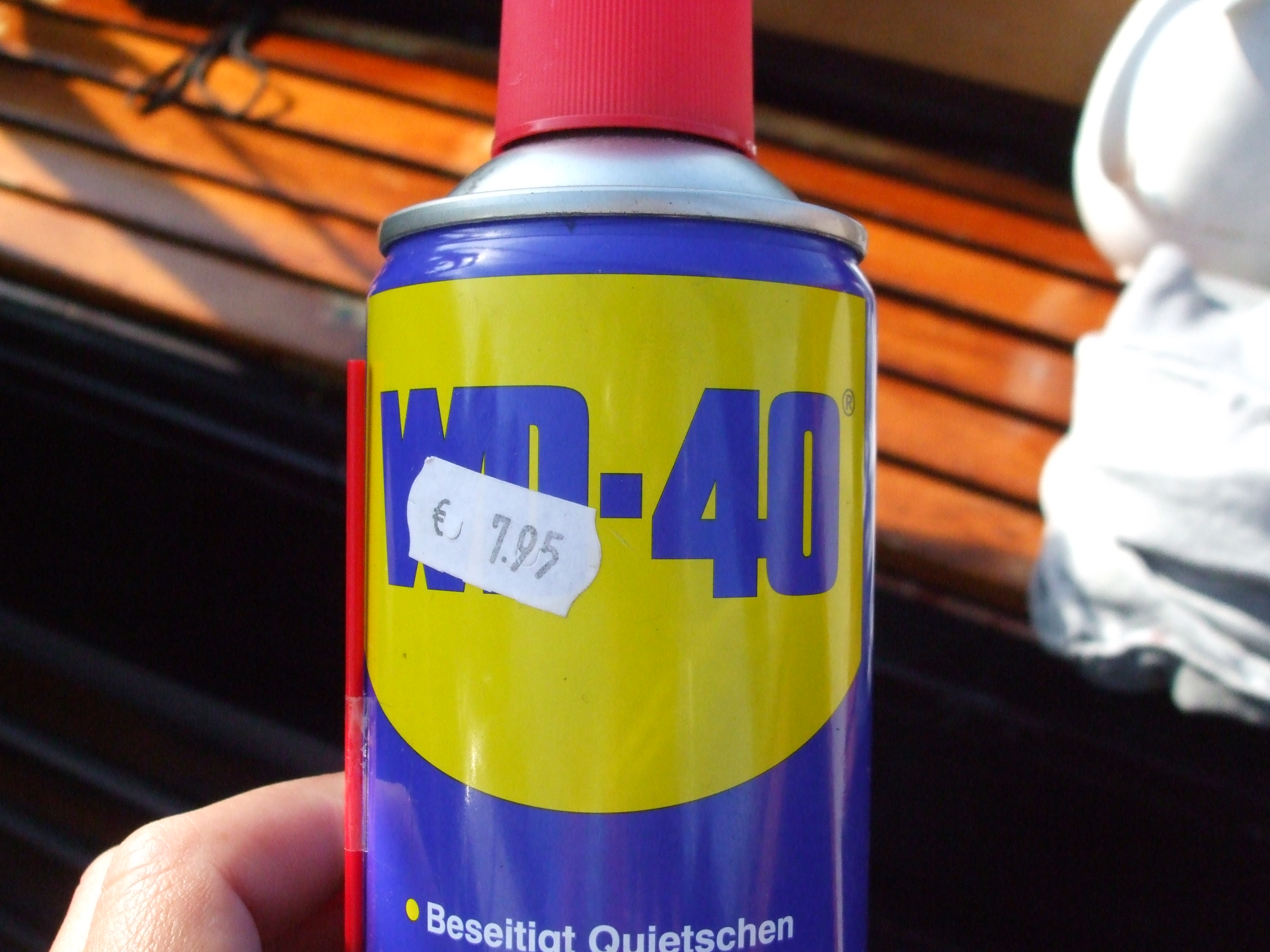 Home pages for Wd40 fish oil